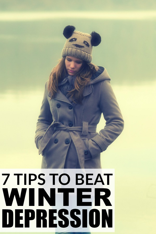 Also known as seasonal affective disorder, the winter blues is a real thing, and feelings of low energy and mild depression are pretty common when the season hits. Luckily, there are great ways to beat SAD and embrace the season to the fullest - read on for 7 of our best tips to stop winter depression!