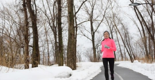 With festive parties, seasonal lattes, and holiday feasts among us, it's easy to get caught up in the indulgences of the holiday season. But too many indulgences can lead to unwanted pounds, which doesn't bode well when it comes to fitting into your capris once spring hits. The good news is that, with this list of tips to avoid winter weight gain, your weight loss goals don't need to go out the window once the cold weather hits!