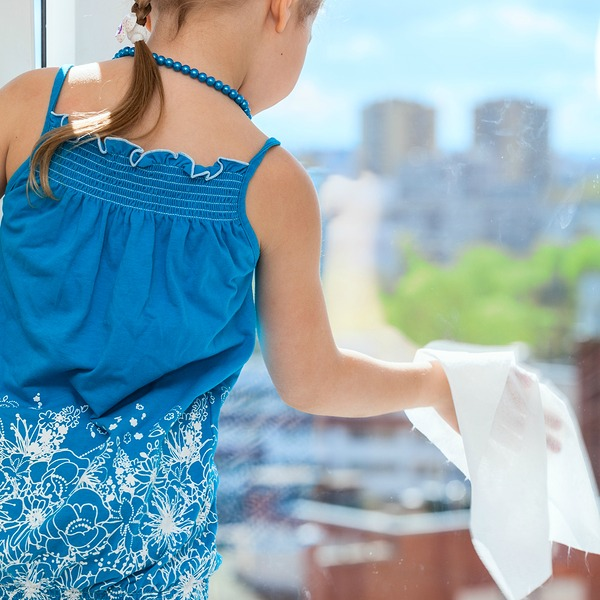 If you struggle to find ways to get your kids involved around the house without power struggles and temper tantrums, this collection of cleaning tips for kids is just what you need to learn how to raise children who are accountable and self-sufficient!