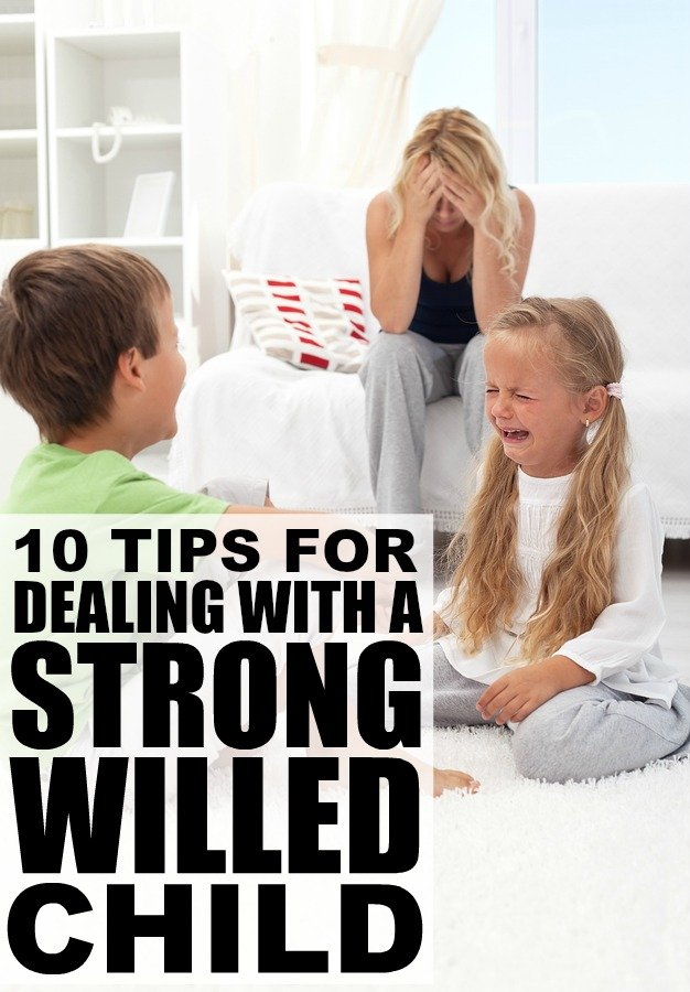 Raising a strong-willed child isn't easy, and when said child is simultaneously navigating through the Terrible Twos, Trying Threes, or Freaking Fours, it can be downright ugly. But with this collection of simple and practical parenting tips for dealing with a strong-willed child, temper tantrums and power struggles don't have to be as intense.
