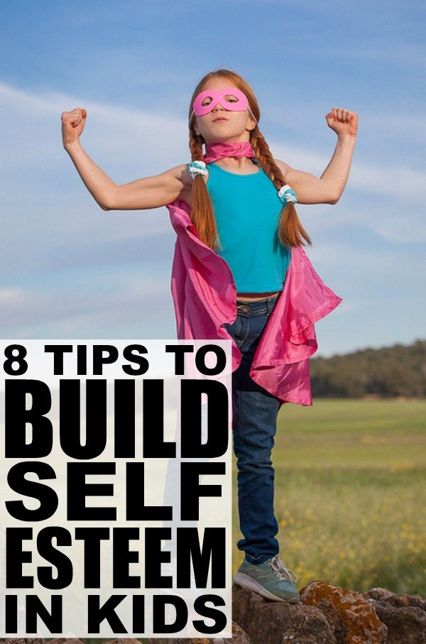 Whether you're the parent of a toddler, tween, or teen, being a good role model is paramount in ensuring your kids grow up with the confidence and security they need to handle all that life will inevitably throw at them. Learn how to build self esteem in kids the right way with 8 of our best tips, and remember: all your kids want is for you to be there for them, and if you can offer them that, the rest will fall into place!