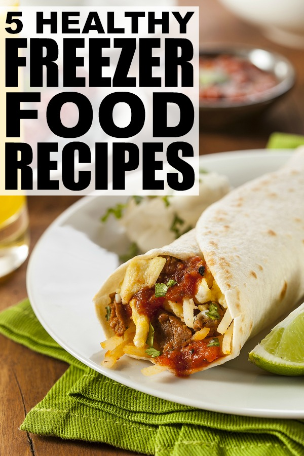 The best make ahead freezer food recipes many people myself included have made healthy eating and weight loss their 1 forumfinder Gallery