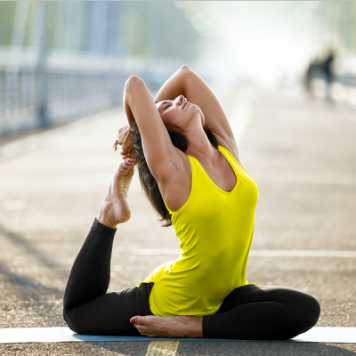 5 Yoga Poses for Flexibility
