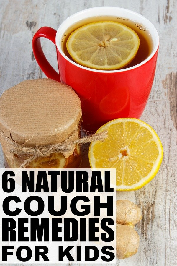 Natural Cough Remedies For A  Year Old