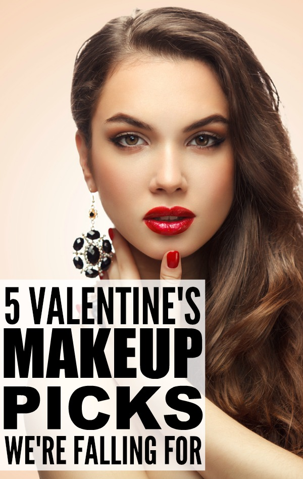 Valentines Makeup We're Falling For