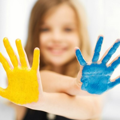 Help Them Learn: 5 Messy Activities For Kids