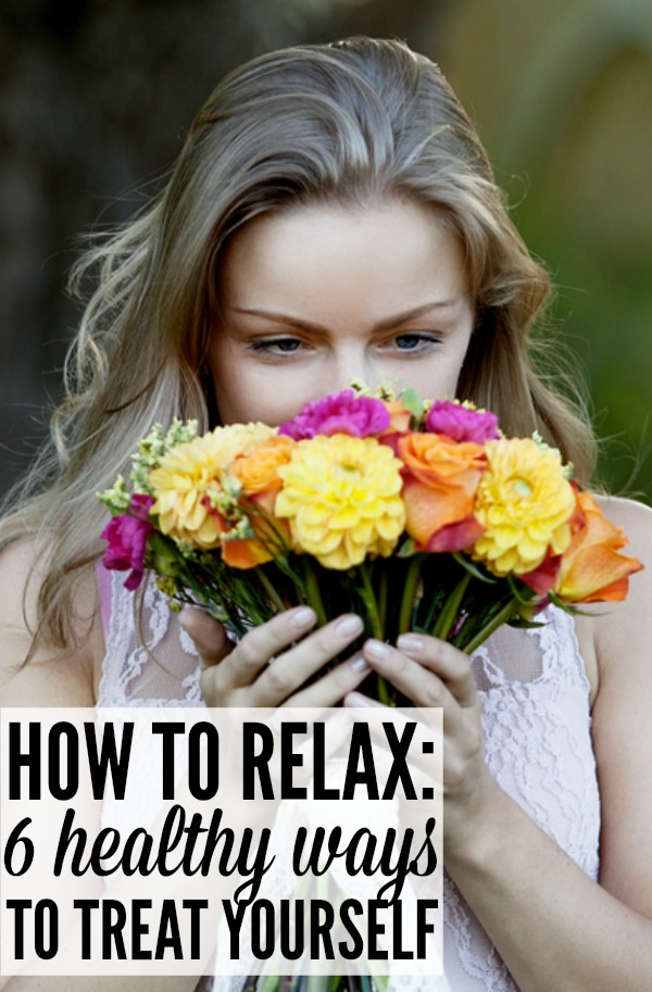 Stressed? Anxious? Looking for a better balance? All of the above? Life can be hard sometimes, but don't let the tough days get you down. Conquer them with strength and positivity, and when they're through, give one of these healthy ideas to teach you how to relax and treat yourself a go. Because you're worth it!
