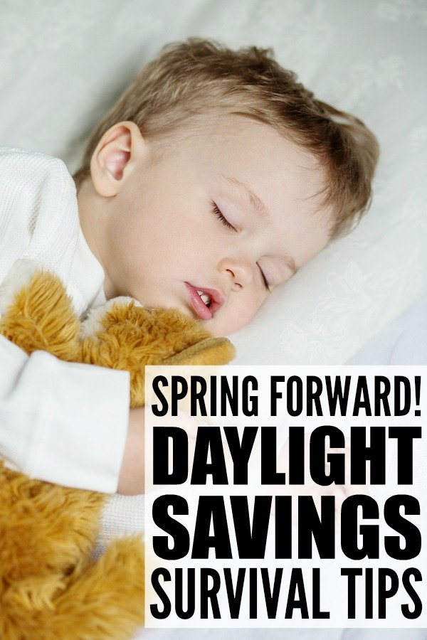 There are many ways you can prepare for the start of Daylight Saving Time. You can begin dialing your child's schedule backward by an hour in the days leading up to when we turns the clocks forward, or you can do nothing and just roll with whatever happens after the time change. Regardless of how you plan to prep for the start of DLS, be sure to keep these tips to help you survive 'spring forward' in mind.