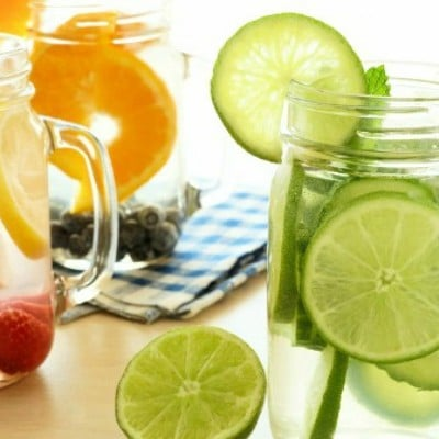 15 Detox Water Recipes For Weight Loss and Clear Skin!