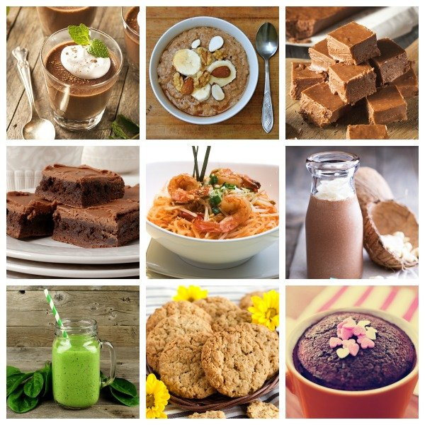 If you're a lover of all things peanut butter, but don't like what it does to your bum, hips, and thighs, this collection of the best PB2 recipes is for you! Whether you're on the Weight Watchers diet, follow a low carb lifestyle, or just want healthy options to get your peanut butter on, these recipes will not disappoint. From protein-rich breakfast smoothies to guilt-free cookies, there's a recipe here for everyone!