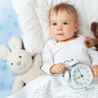 3 Tips to Build a Consistent Sleep Schedule for Babies and Toddlers