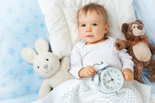 Build a Consistent Sleep Schedule for Babies and Toddlers