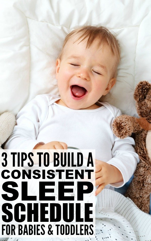 Spring cleaning isn't just for your house - you can spring clean your baby or toddler's sleep habits, too. In fact, we think spring is a fabulous time to work on sleep coaching. From establishing a regular bedtime routine and wakeup time, to building a consistent nap schedule, these easy tips are your ticket to creating a consistent sleep schedule for your baby or toddler.