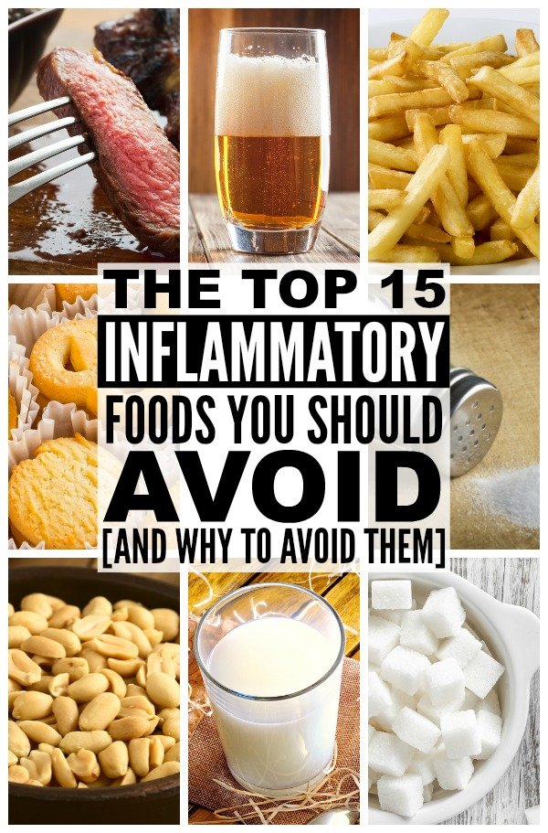 An anti-inflammatory diet has been shown to help with chronic pain and autoimmune diseases, but knowing what you should eat and what you should avoid (and why) can be overwhelming. That's why we put together this list of 15 anti-inflammatory foods - it's a great tool to help create nutritious recipes and meal plans that will benefit you long-term.