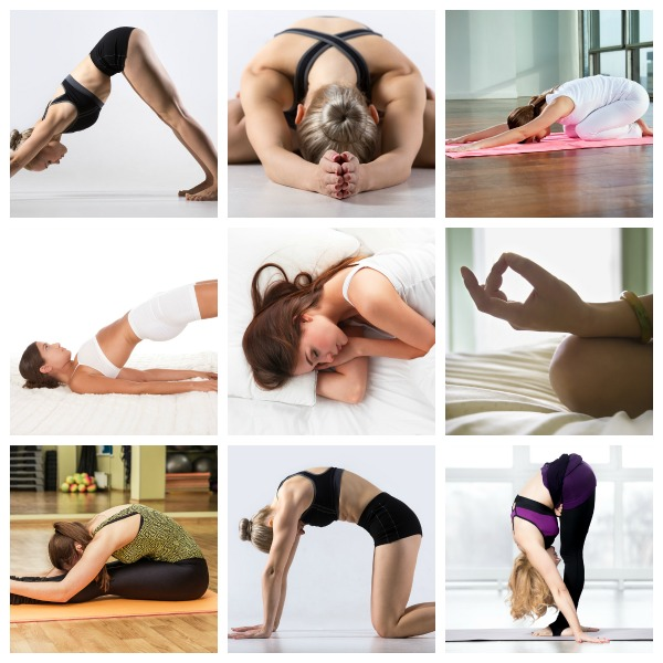 For The Love Of Sleep 7 Bedtime Yoga Poses To Beat Insomnia