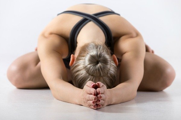 If you suffer from insomnia, these yoga poses for sleep are for you. Bedtime yoga consists of certain poses and sequences to help you get a good night of sleep, and they're easy and relaxing so you can do them right before hopping into bed. Whether you're jet-lagged or have a more chronic issue with sleep, these yoga poses for insomnia are suitable for all levels and may be your ticket to feeling well-rested. Good luck!