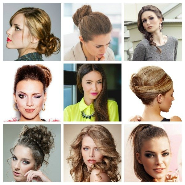 Looking For Easy Hairstyles For Work That Are Quick To Create And Look  Professional Enough For