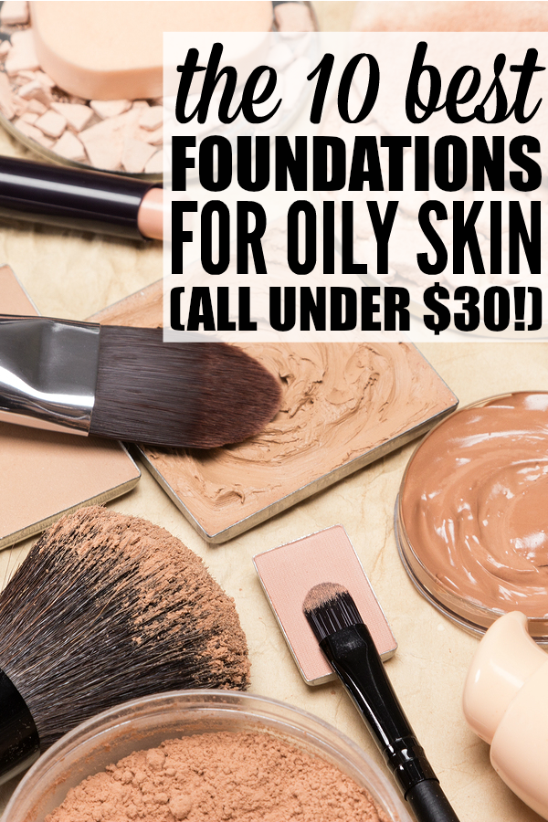 With so many options to choose from, finding the best foundation for oily skin can be tricky, and that's why we've done the work for you. We've tested HEAPS of different drugstore and high end products, and gathered together our top 10 favorites for 2016 (and beyond). So whether you're looking for a full coverage foundation to hide acne scars and large pores, or prefer a more sheer and natural look, we've got a product recommendation to help you get a flawless face. We're mad about matte!