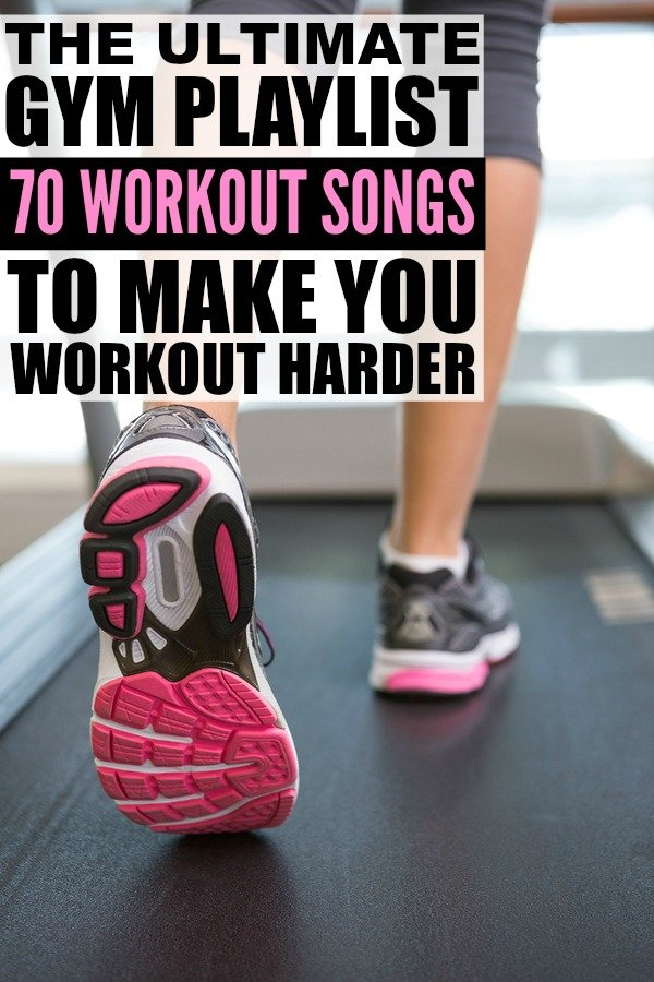 Looking for the best workout songs that are upbeat enough for running, cardio, and other fast, HIIT-inspired workouts? We've got you covered. Check out this awesome list of our top 70 workout songs - it's the ultimate gym playlist for 2016!