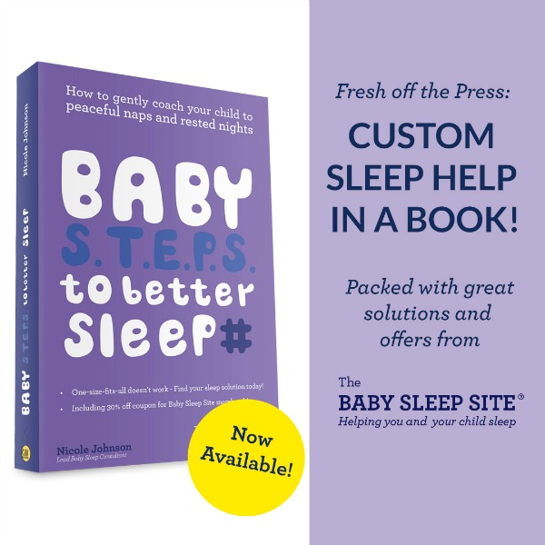From temperament and parenting style, to family expectations and needs, there is no 'one size fits all' when it comes to sleep training. And that's what I look the book Baby S.T.E.P.S. to Better Sleep. It's the first resource to put parents in the driver's seat, and empowers parents with the tools and knowledge they need to gently coach their children to better nights and rested naps in a way that fits their goals and parenting styles. Customized sleep coaching really is the best kind of sleep coaching, and this book is your ticket to finding your way back to a good night of sleep!
