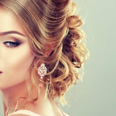 10 simple & elegant wedding hairstyles
