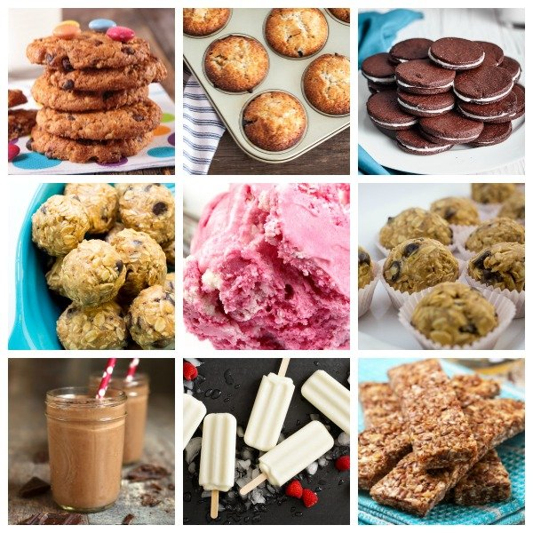 In an age where food allergies are so prevalent, having nut free snacks on hand is essential. Especially for school! Of course, finding HEALTHY nut free snacks isn't always easy, and with so many dietary needs to consider - low carb, paleo, dairy-free, gluten-free, etc. - sometimes it's easier to make your own. Check out this collection of 25 yummy (and easy!) nut-free sacks for kids!