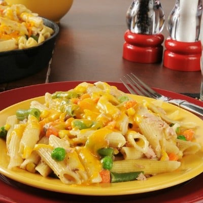 Simple Tuna Casserole The Whole Family Will Love