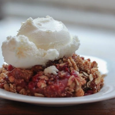 Simple and Delicious Gluten-Free Apple Crisp