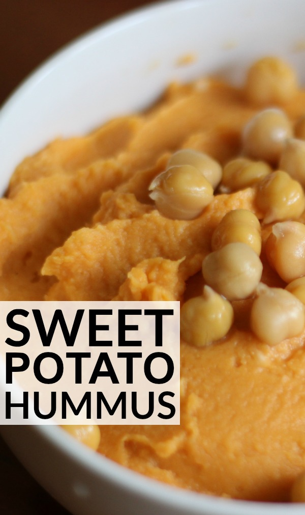 Hummus is a favorite healthy snack, but it's expensive to buy and often loaded with unnecessary ingredients. That's why making it yourself should become a priority, and this simple Sweet Potato Hummus recipe is a great place to start. This is the perfect low fat, high fiber food, and when coupled with piles of vegetables, it makes the perfect snack for weight loss.