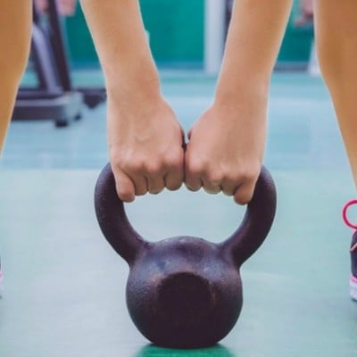 10 kettlebell workouts for a leaner body