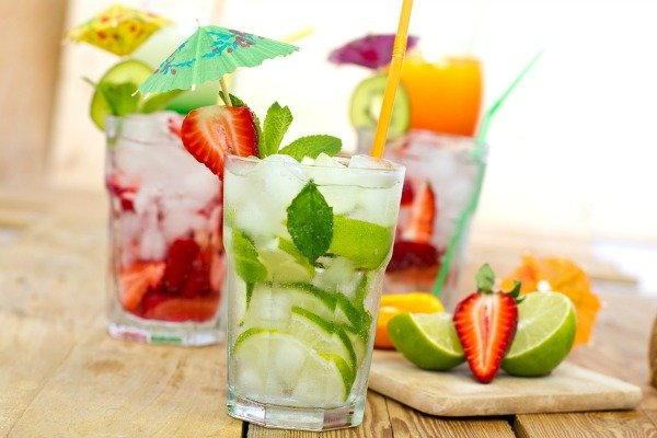 Mocktails are a tasty, refreshing, non-alcoholic, and utterly delicious way to enjoy summer (and every other season, for that matter!). They're super easy to make and you can serve them whenever and wherever since they don't have booze. Also? They make the perfect treat for kids and for teens. Here are 15 of our favorite mocktail recipes to try this summer!