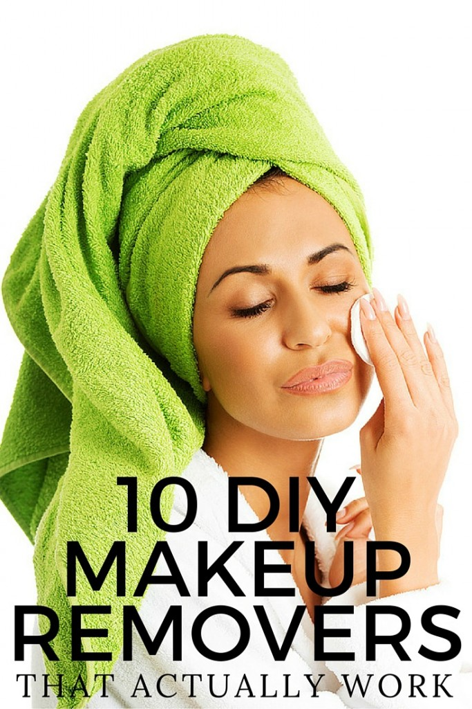While store-bought makeup removers are convenient, they can also be pricey and contain chemicals that lead to breakouts. Fortunately, there are HEAPS of natural DIY makeup remover recipes out there that are far superior. We've rounded up 10 fabulous recipes for makeup remover pads and cleansers using products you probably already have lying around your house - coconut oil, olive oil, baby shampoo...the list goes on!