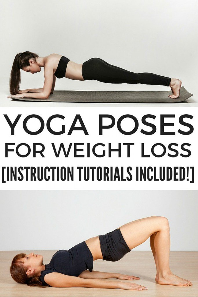 6 Yoga Poses For Weight Loss