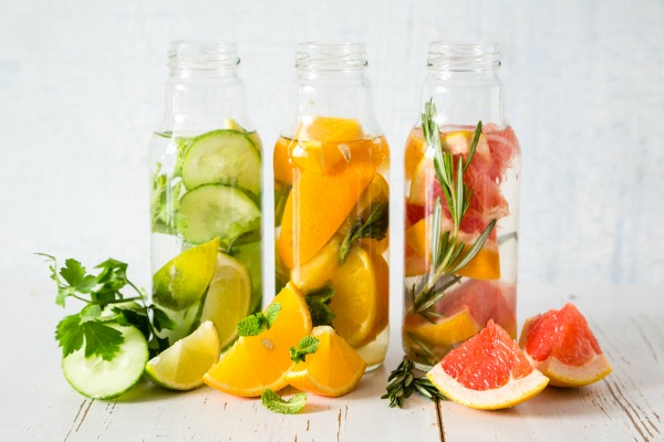 Drinking 8 glasses of water each day has never been easier with this collection of infused water recipes. Made with delicious ingredients like pineapple and cucumber, they offer a myriad of health benefits - they're great for weight loss, detox diets, fat burning, and improving your skin. Check out 11 of our favorite recipes that use a combination of fruits and vegetables, and drink your way to a healthier, happier you!