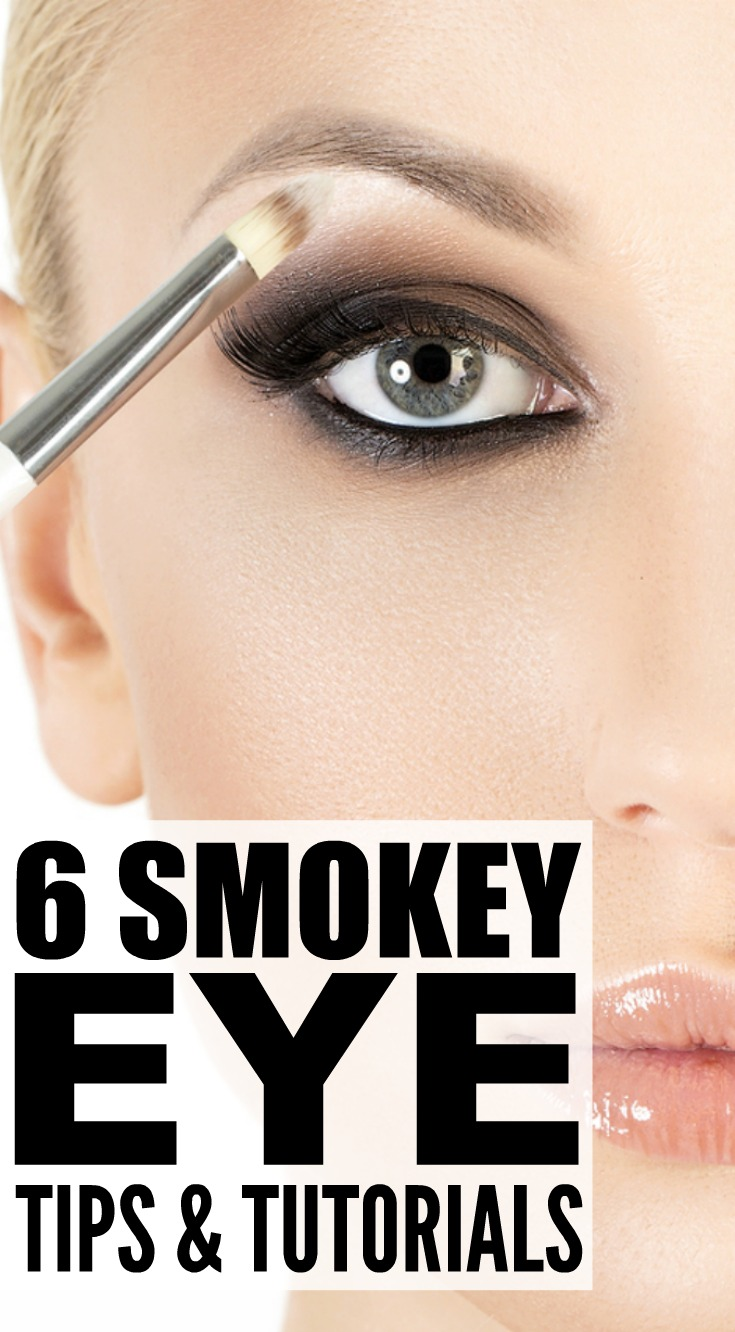 Smokey Eye Makeup: 6 Smokey Eye Tutorials And Tips We Love
