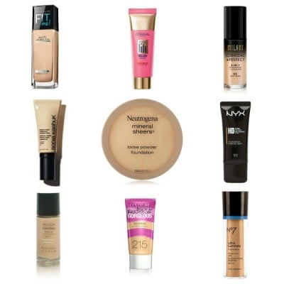 Best Drugstore Foundation: 10 Brands You'll Love