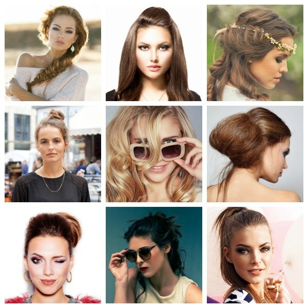 10 Back,to,School Hairstyles in Under 10 Minutes