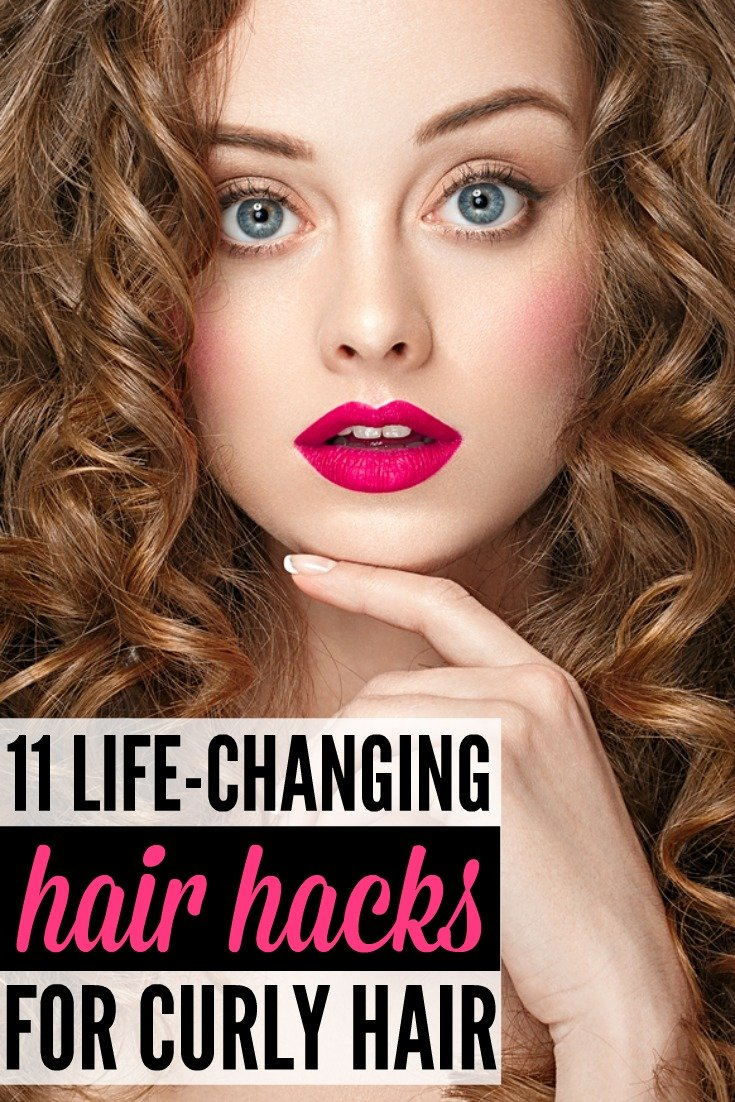Hair Hacks for Curly Hair: 11 Tips Every Curly-Haired Girl ...   735 x 1102 jpeg 279kB