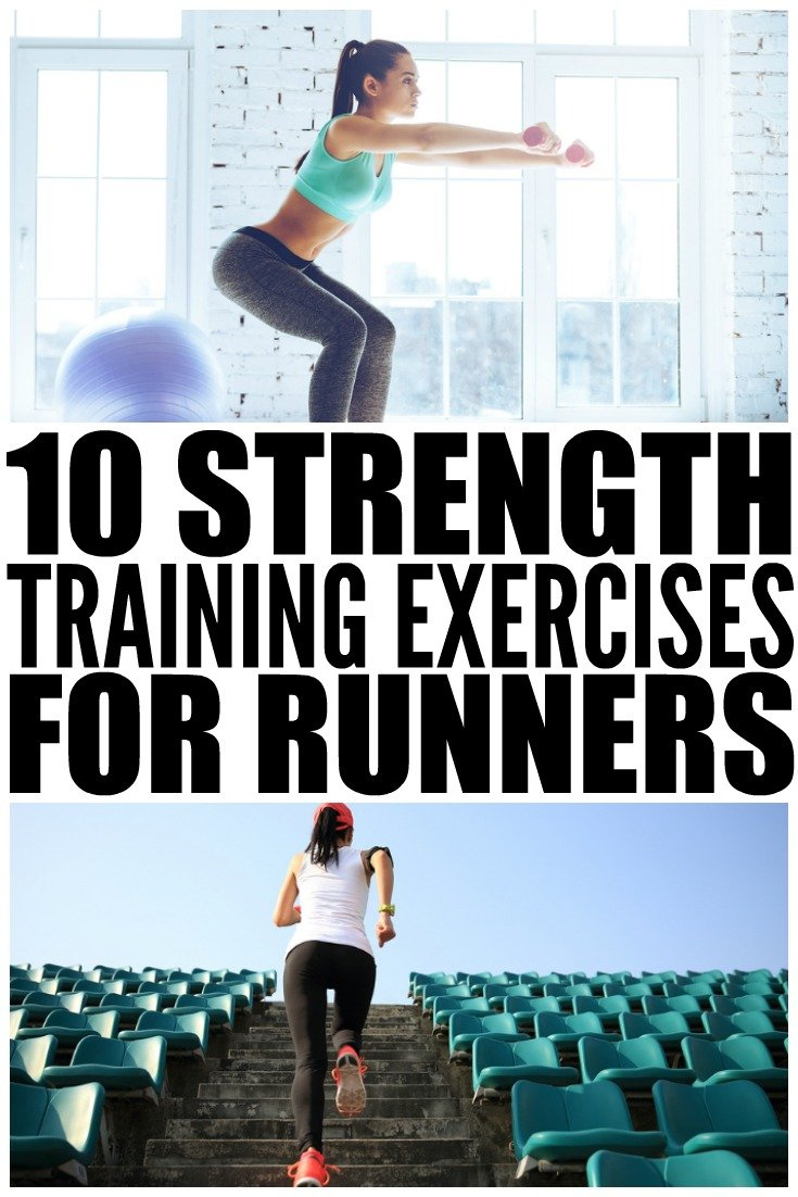 Strength Training Workouts For Runners to Make You ...