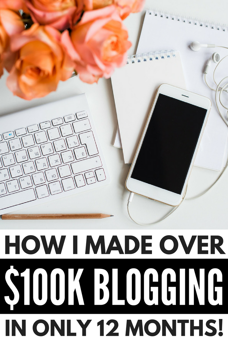 Want to know the ONE thing I did to turn my blog from a part-time hobby into a 6-figure income in just 12 months? Whether you're a newbie looking for step-by-step blogging for beginners ideas, or just want to know how to take your blog to the next level, I'm sharing the most important investment you can make in yourself and your blog to help refine your focus, increase your blog traffic, and turn your blog into a profitable business. You don't want to miss this!