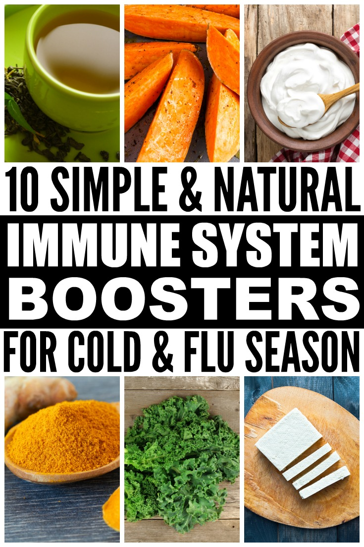 Good Natural Immune Boosters