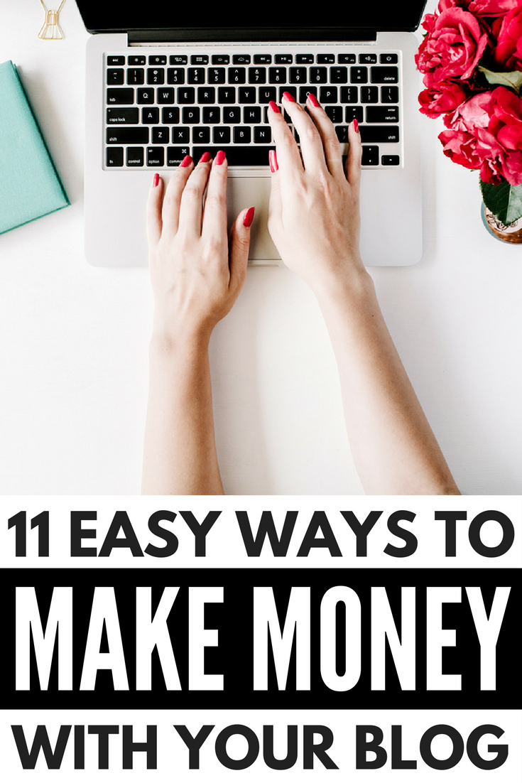 Whether you just started blogging, or find yourself struggling to make your website profitable, this collection of 11 simple but effective strategies will teach you how to make money blogging FAST. Perfect for beginners, these ideas will help you earn a passive income so you can make your dreams a reality without working 60+ hour weeks. Good luck!