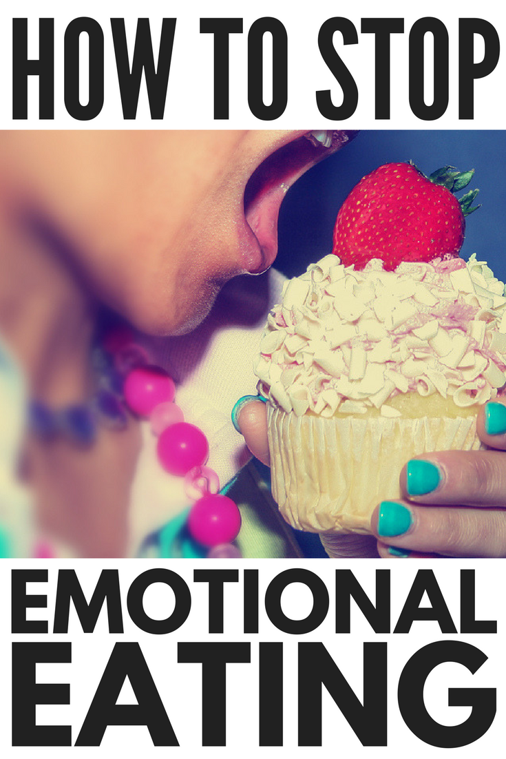 Learn how to stop emotional eating once and for all with these 3 powerful tools that actually work. While diet and fitness can have a profound effective on your health and weight loss goals, if you have a tendency to eat your feelings by bingeing on your favorite foods when life gets overwhelming, the tips in this article will give you the motivation you need to make life changes that last.