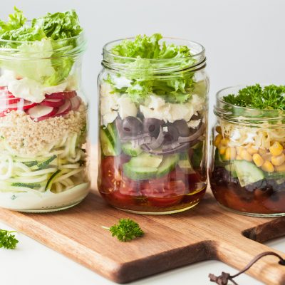 Lunch in a Jar: 11 Healthy Packable Lunches You'll Love
