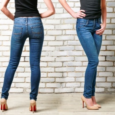 How To Buy The Perfect Pair of Skinny Jeans
