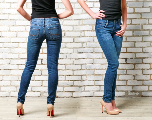 Whether you're new to skinnies, or just need to freshen up your wardrobe, these tips will not only teach you how to buy the perfect pair of skinny jeans, but they will also introduce you to the ONE pair of skinnies that are perfect for just about every body type. They're stylish, comfortable, can be dressed up or down for every occasion, and are a must-have this season!