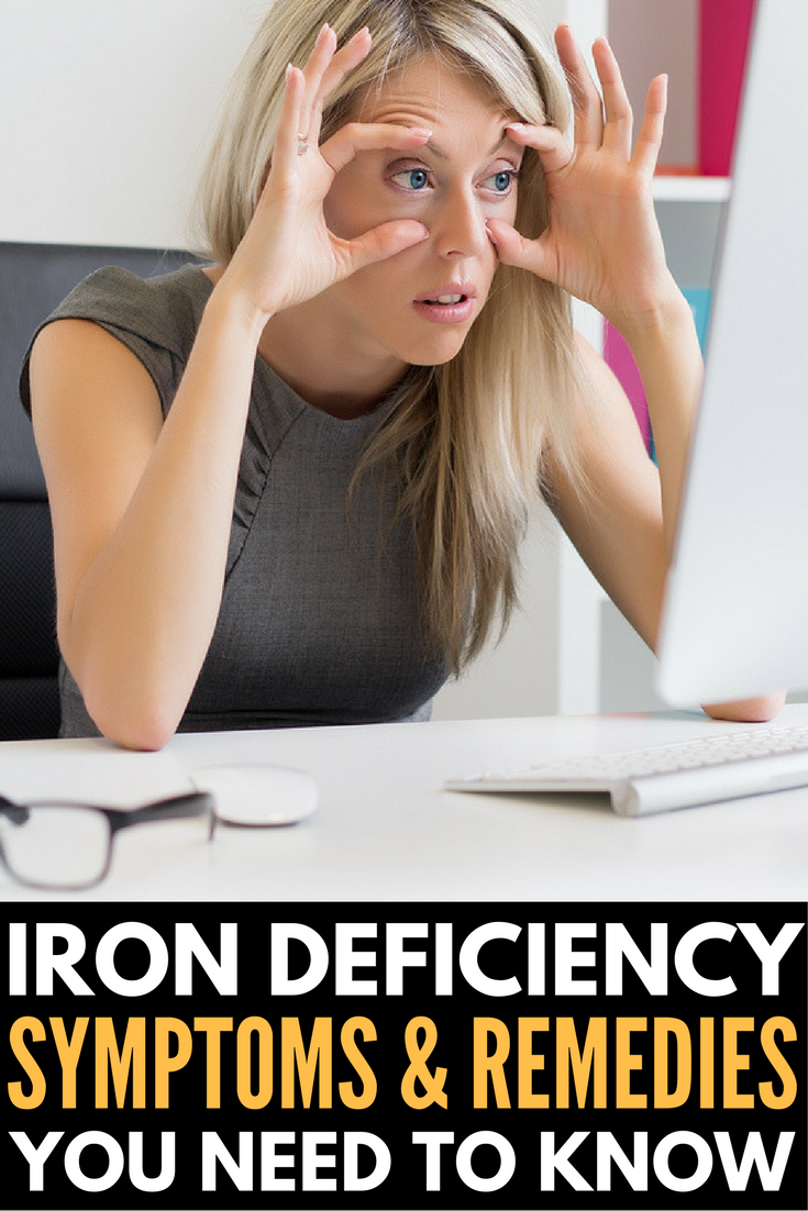 Looking for iron deficiency remedies to help fight feelings of fatigue, weakness, dizziness, headaches, and all of the other unpleasant side effects of anemia? From natural remedies and diet, to supplements and exercise, I'm sharing the things that have and have not worked in helping me beat my iron deficiency. I hope my tips help you as much as they've helped me!