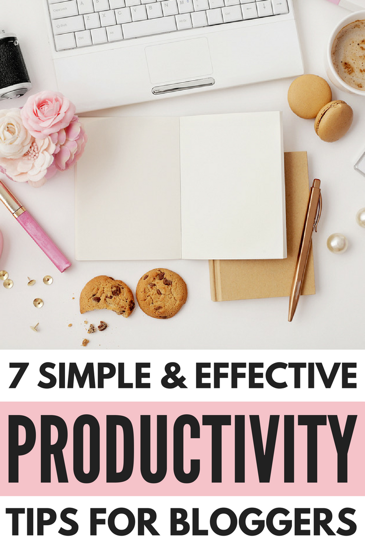 Blogging can be all-consuming, but with this list of 7 simple yet effective time-saving hacks for bloggers, you can learn how to be more productive every single day. From time management tips to finding ways to cut corners, we'll teach you how to get more done in less time!