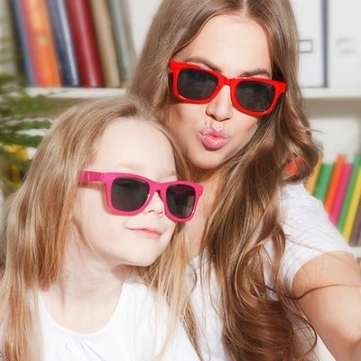 Shimmer and Shine: 6 Tips To Take The Perfect Selfie with Your Kids
