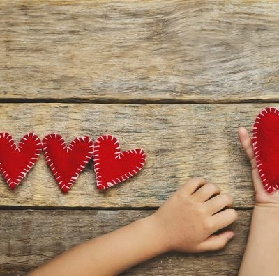 9 adorable DIY Valentine's Day teacher gifts kids can make